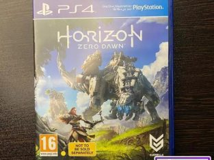بازی Horizon ZERO DAWN برای پلی4
