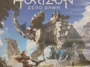 بازی ps4 horizon zero dawn