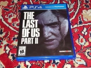 بازی the last of us 2 ریجن آل