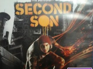 بازی infamous second son
