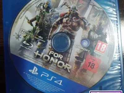 بازی ps4. for honor